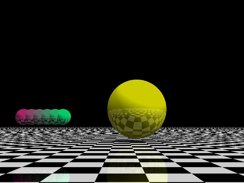 Pure Python raytracer